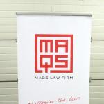 MAQS reklaam, rollup stendid, roll-upid