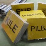 PVC sildid, plastiksildid, sildid plastikust, plastikust sildid, plastikust sildi hind