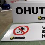 hoiatussildid, hoiatussilt, hoiatavad sildid