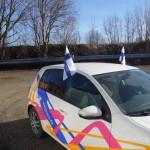 autolipud, autolipp, lipud autole, logoga autolipud, kinntiusega autolipud, jagaga autolipud, lipud, tuulelipud, reklaamlipud, rannalipp, tuulelipu hind, lippude hinnad, reklaamlippude hinnad