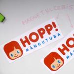 magnetkleebised, kleebiste print, logokleebised, kleebised logoga, kleebiste hind